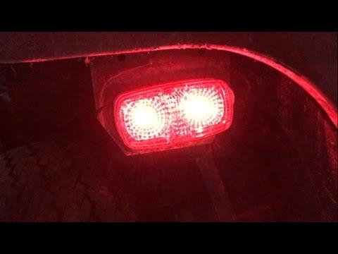 Wiring a One Wire 12 Volt Light On a 36 Volt Golf Cart