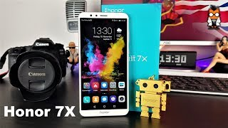 Honor 7X review - Budget dual camera smartphone in the 18:9 format