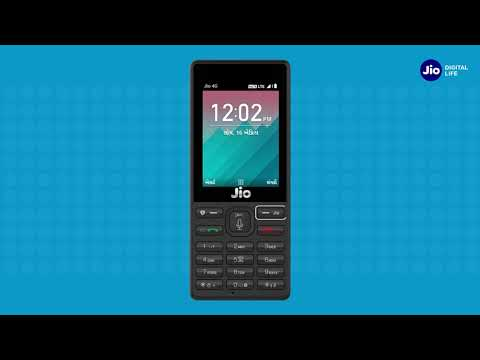 How to Use Shortcut Keys in JioPhone (Gujarati) | Reliance Jio