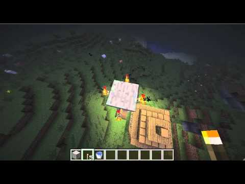 Minecraft Simple Tutorial: Tower for finding your House