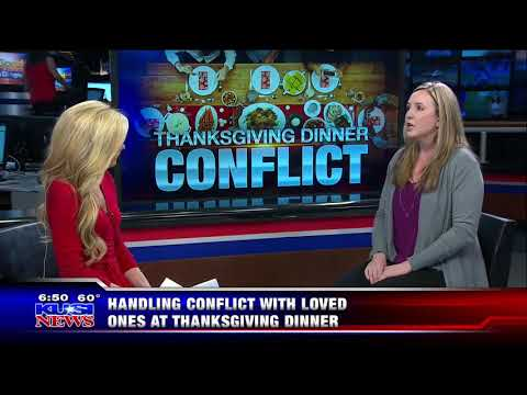 Thanksgiving Conflict: How to Handle Difficult Conversations