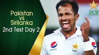 Pakistan vs Sri Lanka - 2nd Test - Day 2 PCB