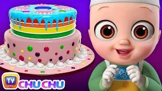 Pat a Cake Song | ChuChu TV Nursery Rhymes & Kids Songs