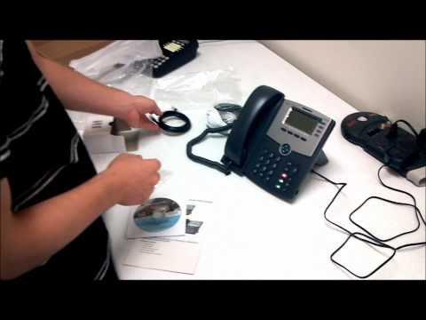 VOIP Phone Setup Walkthrough