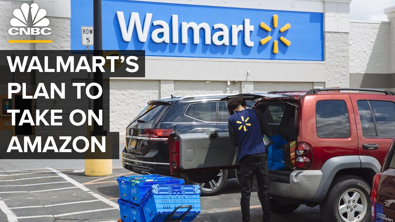 Can Walmart Catch Amazon In E-commerce?