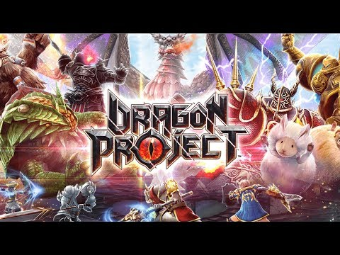 Dragon Project - The Epic Mobile MMORPG!
