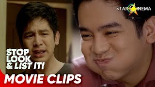 Top 6 of Joshua Garcia's Most Dramatic Scenes | Stop, Look, and List It!