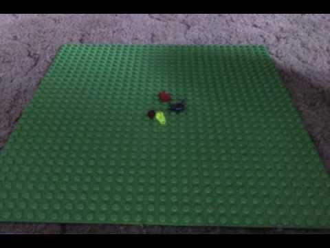 Lighting Lloyd: How to make a lego Ray gun mark ll and Indiana jones rocket launcher