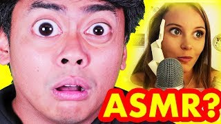 GUAVA JUICE REACTS TO ASMR!