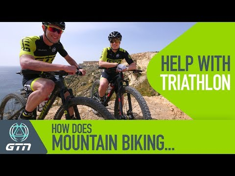 How Mountain Biking Can Help Your Cycling | Improve Your Triathlon Skills