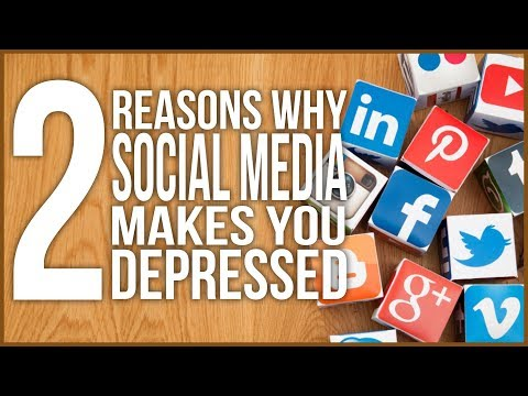Social Media and Depression - A Study About How Depression is Linked to Facebook, Instagram and More