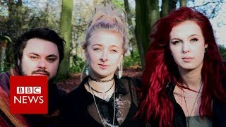The three witches of Instagram  - BBC News