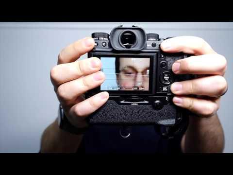 Fuji XT2 - Tips and Tricks #3 Formatting SD memory card quickly