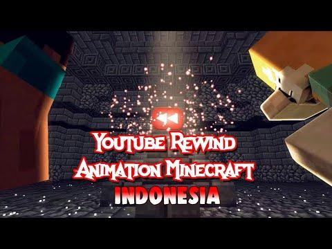 Youtube rewind versi animasi buatan para animator (masih trailer)