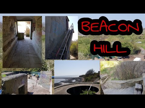 BEACON HILL HARWICH BATTERY PROGRESS CLEAN UP. Going back to investigate