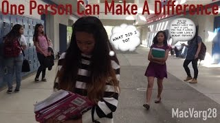 One Person Can Make a Difference (Short Film)