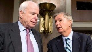 Sen. John McCain deals blows to Cassidy-Graham bill