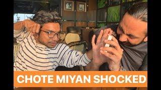 Chote Miyan Shocked | Karan Singh Magic