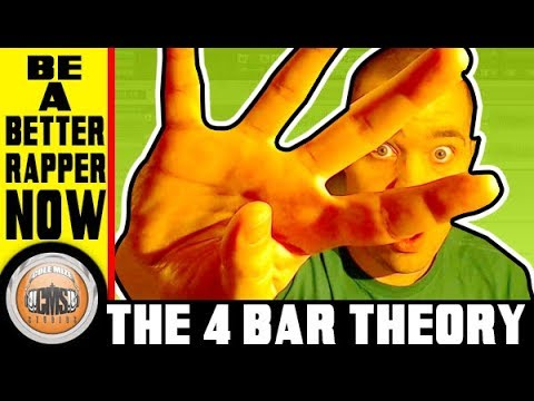 THE 4 BAR THEORY - How To Keep Your Listeners Hooked!