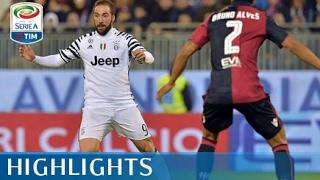 Cagliari - Juventus - 0-2 - Highlights - Giornata 24 - Serie A TIM 2016/17