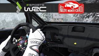 eSports WRC #1.2 - Versuch 1, Top 100 im Visier! - WRC 7 [TS-XW]