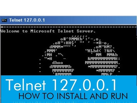 How to Install and Run Telnet in Windows 10/ 8.1/ 8/ 7