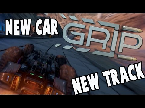 GRIP Gameplay Update - NEW CAR, NEW TRACK - Grip Early Access April Update