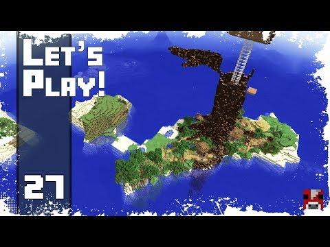 Minecraft Timelapse - SURVIVAL LET'S PLAY - Ep. 27 - PROGRESS (WORLD DOWNLOAD)