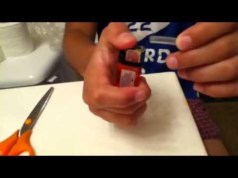 How to make an air stone