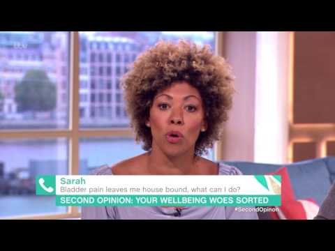 My Bladder Pain Leaves Me Housebound | This Morning