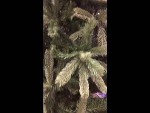 7ft Columbia Fir Artificial Christmas Tree