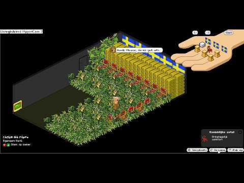 How To build an casino on Habbo Hotel!