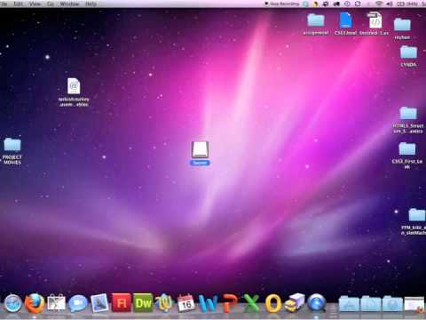 How to create password protected folders on MacBookPro