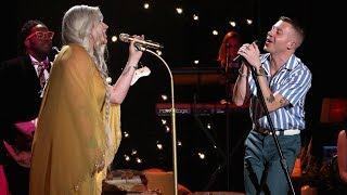 Macklemore & Kesha Perform