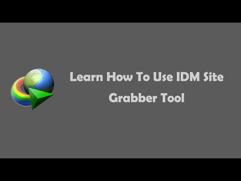 Xxx Mp4 How To Use IDM Site Grabber Tool To Download Files 3gp Sex