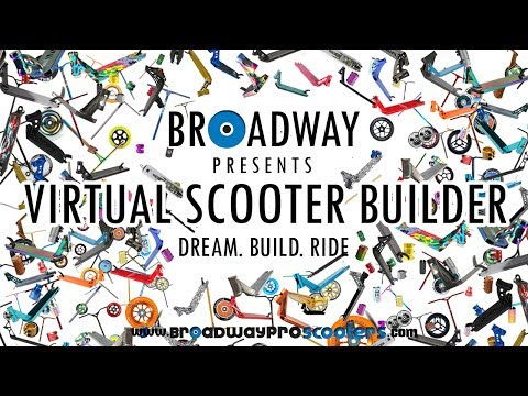 Virtual Scooter Builder
