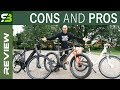 E-Bikes Part 1 - Front Hub vs Rear Hub vs Central Motor. What Works Best?