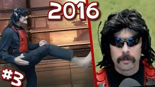 DrDisRespect Kicks Down Door and Best of Oldest Twitch Clips #3