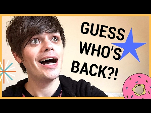 GUESS WHO'S BACK?! | Crabstickz