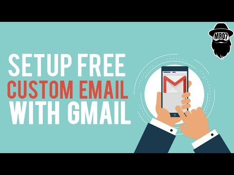 How to Setup a Business Email with Gmail for FREE?