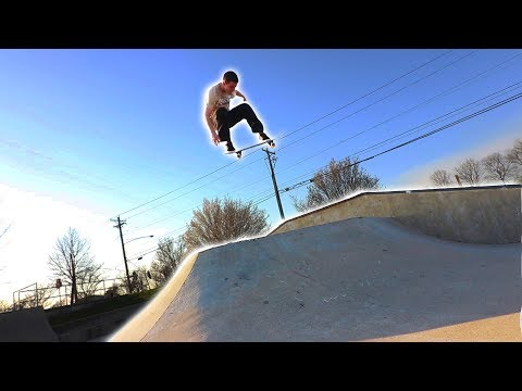 THIS SKATEPARK RULES!! (Day in the Life)