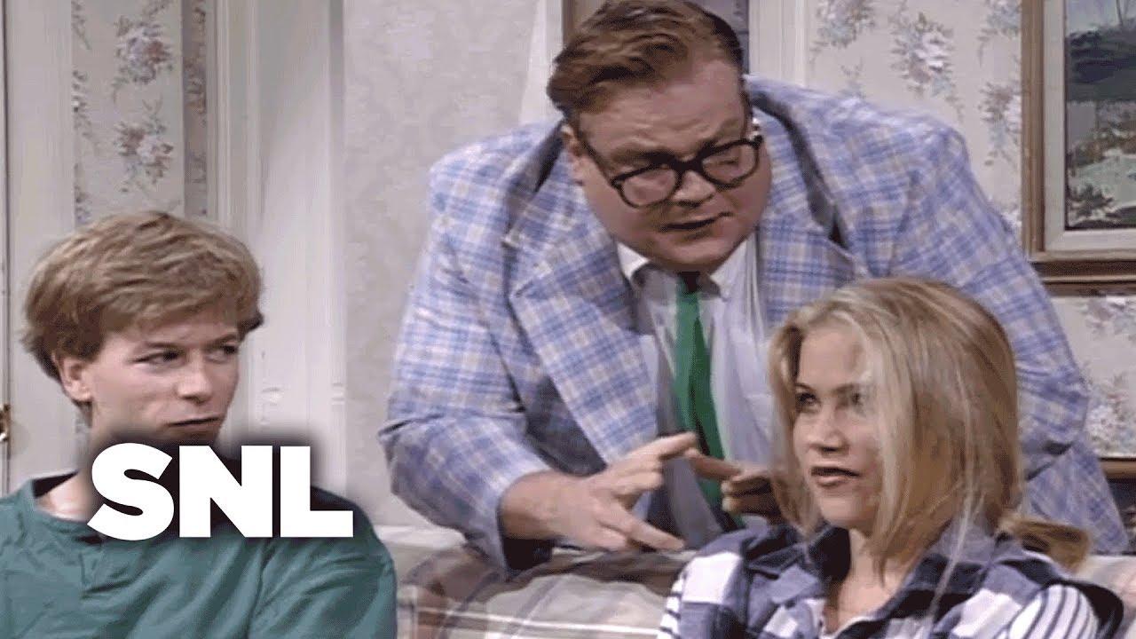 Matt Foley: Van Down By The River - SNL