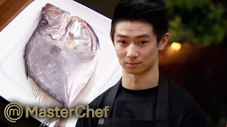Could You Identify ALL These Fish? | MasterChef Australia