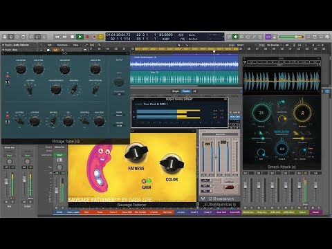 Mixing LOUD Kick Drums