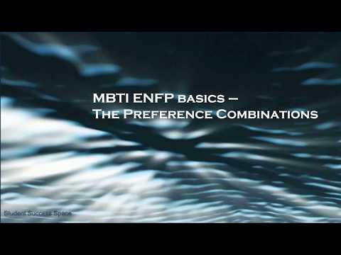MBTI ENFP - The Preference Combinations