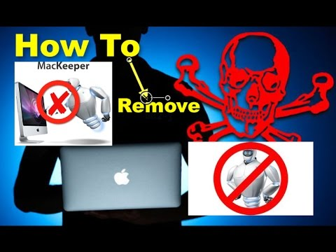 How To Remove A Virus From A Mac { Adware and Malware MacKeeper }
