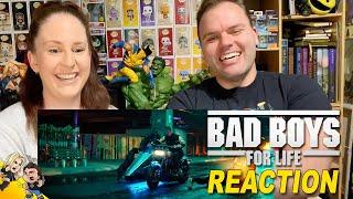 Bad Boys For Life Trailer 2 REACTION