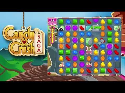 Candy Crush Finisher: Lemonade Lake (Level 35)