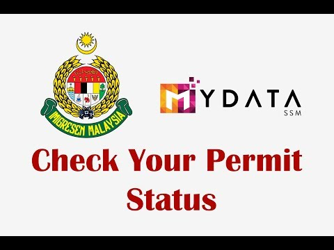 How To Check Malaysia's Work Permit/Visa  ( Hindi & Urdu )