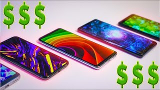 Best Phones At ANY Budget [Spring 2019]